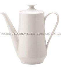 cafeteira porcelana schmidt - mod. itamaraty 2° linha