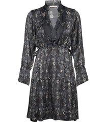 brilliant & brave short dress kort klänning svart odd molly