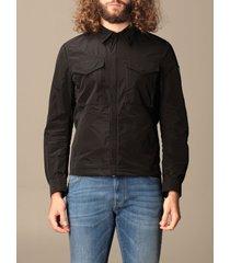 belstaff jacket command belstaff nylon jacket with logo