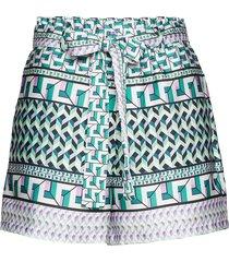 ally shorts shorts flowy shorts/casual shorts blå by malina
