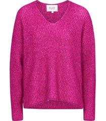 tröja aloa knit v-neck