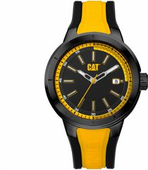 reloj amarillo cat t8