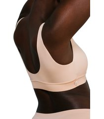 women's harper wilde the bliss bralette, size 3x-large - beige
