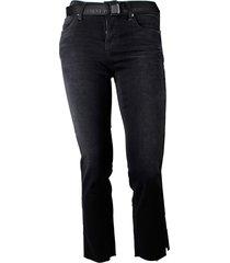 cambio jeans zwart