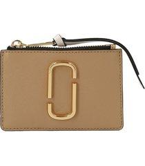 marc jacobs top zip multi wallet snapshot wallet