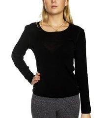 damella wool long sleeve top * gratis verzending *