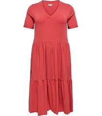 klänning cartrue life ss calf dress