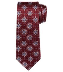 reserve collection round medallion tie