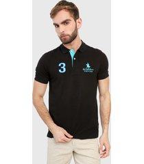 polo negro-azul turquesa royal county of berkshire polo club