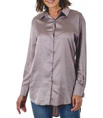 blusa herondale gris guinda