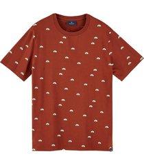 t-shirt print bruin