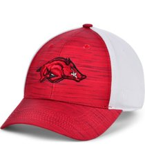 top of the world men's arkansas razorbacks novh8 flex cap