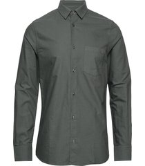 m. tim oxford shirt overhemd business grijs filippa k