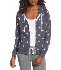 women's alternative adrian print zip hoodie