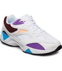 aztrek 96 reinvented låga sneakers multi/mönstrad reebok classics