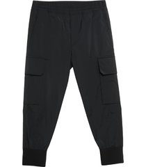 neil barrett 3/4-length shorts