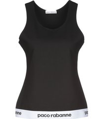 paco rabanne tank tops