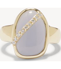 women's cocktail ring gold one size from sole society