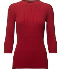 alvin slim stickad tröja röd designers, remix