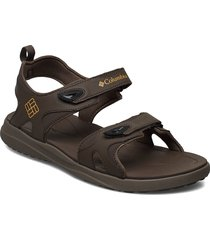 columbia™ 2 strap shoes summer shoes sandals svart columbia
