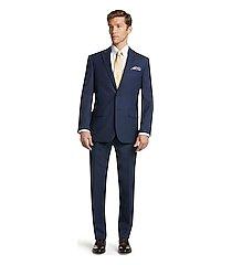 travel tech collection mini box weave slim fit men's suit separate jacket by jos. a. bank
