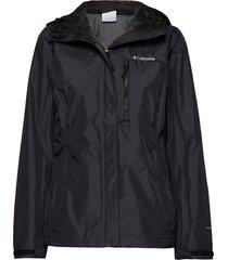 pouring adventure™ ii jacket outerwear sport jackets svart columbia