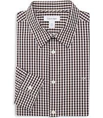 checkered dress shirt