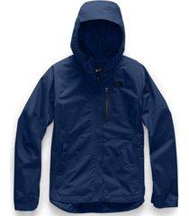 chaqueta dryzzle azul the north face