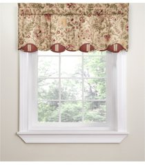 "imperial dress buckingham 50"" x 15"" valance"
