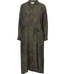 skjortklänning kamonna shirt dress