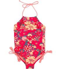 traje de baño vuelos uv30 rojo h2o wear