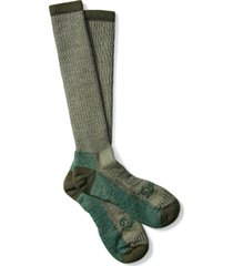 danner socks hunt midweight over the calf sock | green | 75003-hunt