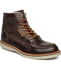marvin z mid fur m shoes boots winter boots brun björn borg
