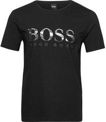tee 3 t-shirts short-sleeved svart boss