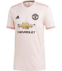 camiseta rosa adidas manchester united