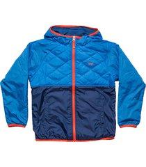 chaqueta two sides steampro hoody azulino_azul marino lippi