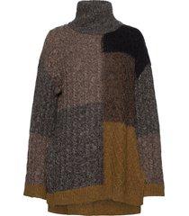 barlind knit sweater 20-04 turtleneck coltrui zwart holzweiler