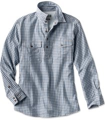 double-faced popover long-sleeved shirt, xx large