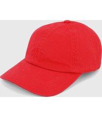 gorra rojo gap,