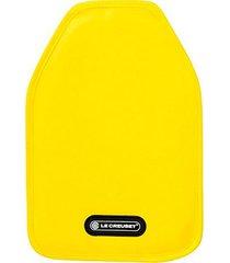 cooler sleeve wa126 amarelo yellow shiny le creuset