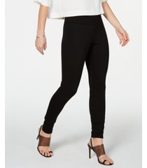 inc international concepts shaping knit full-length leggings, created for macy's (available in plus-size)