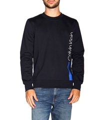calvin klein sweater calvin klein crewneck sweatshirt with logo