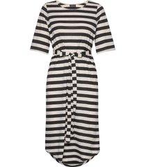 slfivy 2/4 beach dress b dresses everyday dresses svart selected femme