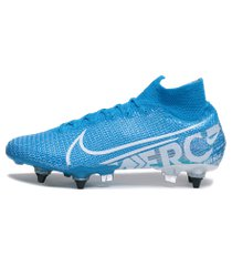 chuteira nike mercurial superfly 7 elite sg-pro anti-clog unissex