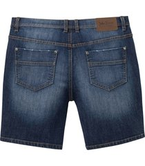 regular fit comfort stretch jeans short