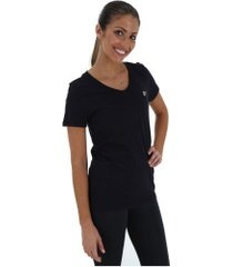 camiseta nike nsw lbr - feminina - preto