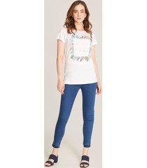 legging de jean azul 6