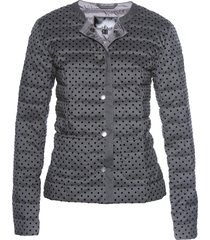 giacca trapuntata (grigio) - bpc selection