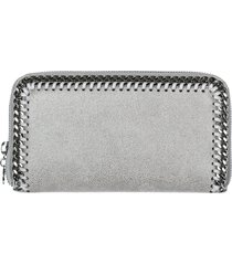 stella mccartney stella mccartney continental falabella wallet