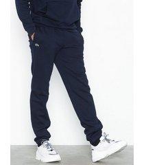 lacoste pantalon de survetement byxor navy